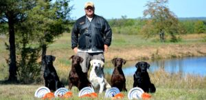 Retriever Training with Results